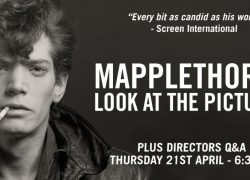 Mapplethorpe – Look at the pictures + Director Q&A