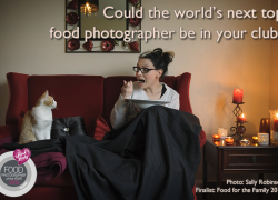 Could the world's next top food photographer be in your club?