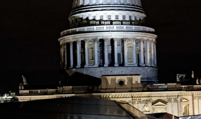 City Photo Walk – Embankment Station to St. Paul's Cathedral via South Bank